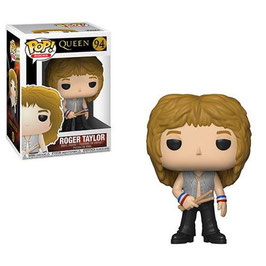 FIGURA POP! QUEEN (ROGER TAYLOR)
