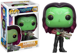 FIGURA POP! GUARDIANES DE LA GALAXIA VOL.2 (GAMORA) nº199