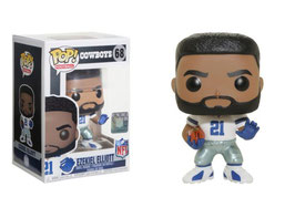 FIGURA POP! COWBOYS (EZEKIEL ELLIOTT)