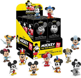 MINI VINYL FIGURE MICKEY 90TH