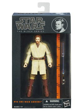 STAR WARS THE BLACK SERIES - OBI-WAN KENOBI 10