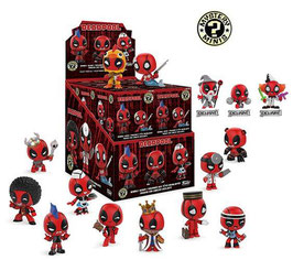 Mystery minis Deadpool (Exclusive)
