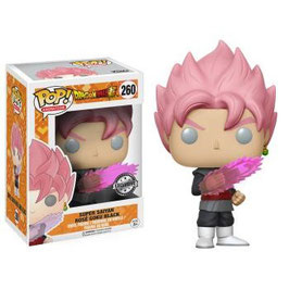 FIGURA POP! DRAGON BALL SUPER (SUPER SAIYAN ROSE GOKU)