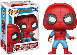 FIGURA POP! SPIDER-MAN HOMECOMING (SPIDER-MAN HOMEMADE SUIT) nº222