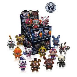 Mystery minis Five Nights at Freddy's Serie 2