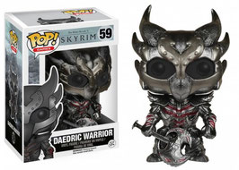 FIGURA POP! SKYRIM (DAEDRIC WARRIOR)