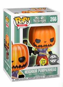 FIGURA POP! HELLO NEIGHBOR (NEIGHBOR PUMPKINHEAD)