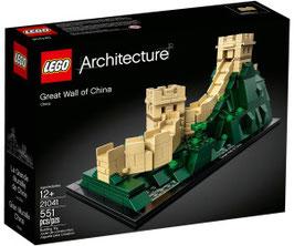 LEGO ARCHITECTURE 21041 LA MURALLA CHINA (GREAT WALL OF CHINA)