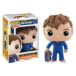 FIGURA POP! DOCTOR WHO (TENTH DOCTOR WITH HAND) nº355