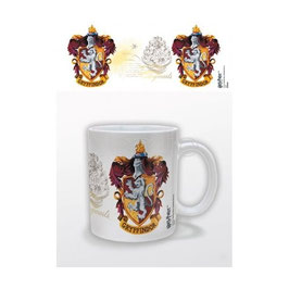 TAZA HARRY POTTER GRYFFINDOR CREST
