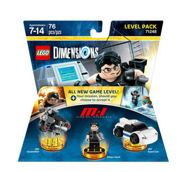 LEGO DIMENSIONS 71248 MISSION IMPOSSIBLE (LEVEL PACK)