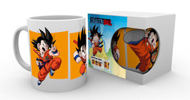 TAZA DRAGON BALL (GOKU)
