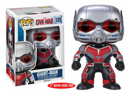 FIGURA POP! GIANT-MAN (CIVIL WAR) Nº135