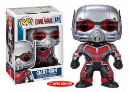 FIGURA POP! GIANT-MAN (CIVIL WAR) Nº135