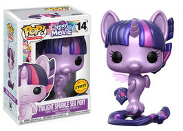 FIGURA POP! MY LITTLE PONY (TWILIGHT SPARKLE SEA PONY CHASE)