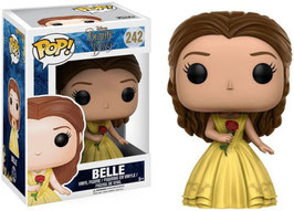FIGURA POP! BEAUTY AND THE BEAST/LA BELLA Y LA BESTIA (BELLE/BELLA) CON ROSA nº242