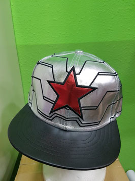 GORRA CAPITÁN AMÉRICA CIVIL WAR WINTER SOLDIER