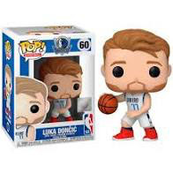 FIGURA POP! NBA DALLAS (LUCA DONCIC) Nº60
