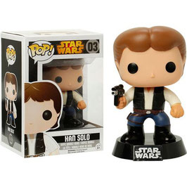 FIGURA POP! STAR WARS (HAN SOLO) Nº03