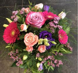 Bouquet rond Cassandre