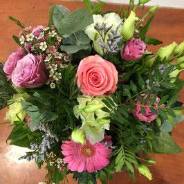 Bouquet rond Adèle