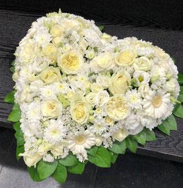 Coeur blanc Hestia