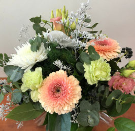 Bouquet rond Evelyne