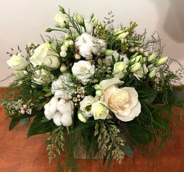Bouquet rond Candice