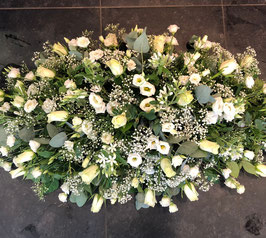 gerbe de fleurs blanches Antigone