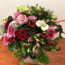 Bouquet Églantine