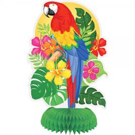 Centrotavola pappagallo