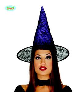 Cappello strega viola