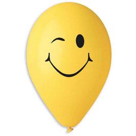 Palloncino Smile Giallo