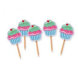 Picks Cupcake
