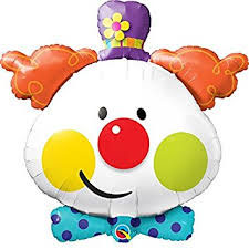 Palloncino Clown