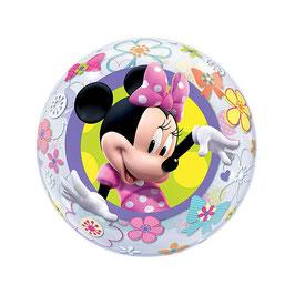 "Palloncino 22"" Bubble Minnie Mouse"