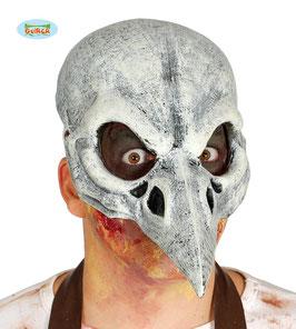 Maschera teschio con becco