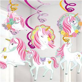 swirl unicorno