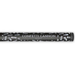 Cannon Sparacoriandoli Oro Argento Metal 60cm