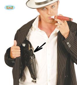 Pistola gangstar con fondina