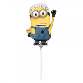 Palloncino Mini Shape Minion