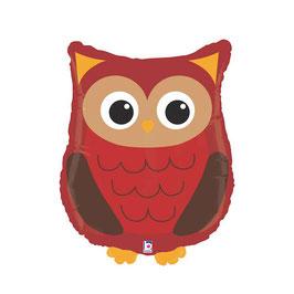 "Palloncino 26"" Super Shape Gufo ""Woodland Owl"""