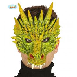 Maschera drago