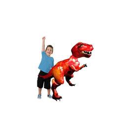 "Palloncino gigante 68"" Air Walker mylar Tyrannosaurus Rex"