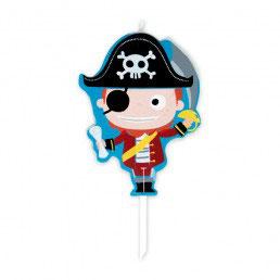 Candelina pirata