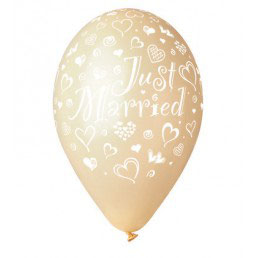 Palloncino just married