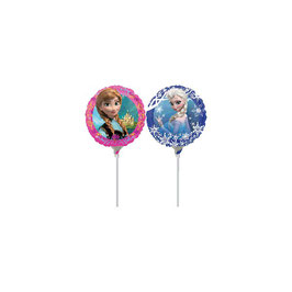 Palloncino Mini Shape mylar frozen