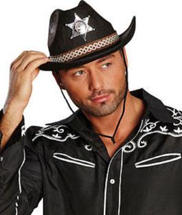 Cappello sceriffo uomo