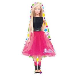 Palloncino Barbie sagomato