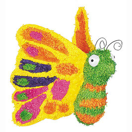 Piñata farfalla